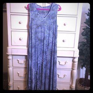 EIC Soft Surroundings maxi dress